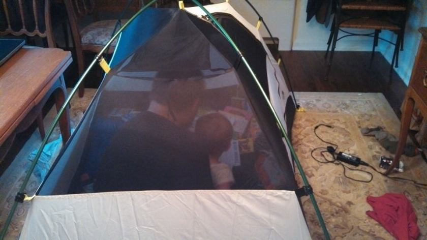 Tent Day