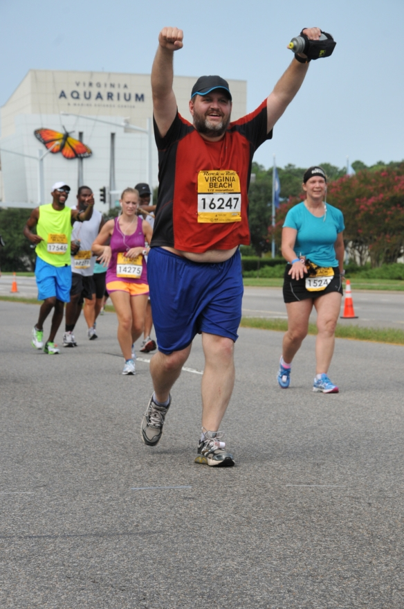 2013 Rock & Roll Virginia Beach Half Marathon