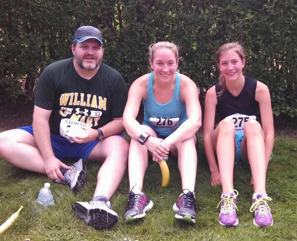 The 2014 Southampton Family Vacation 5K team