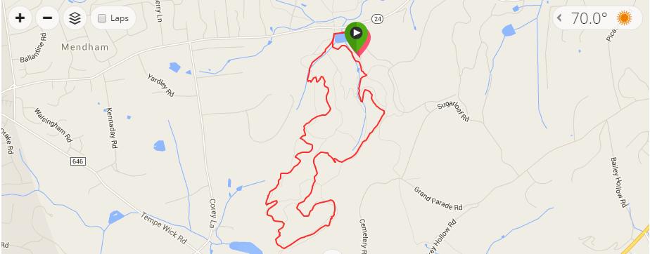 Throwback Thursday – RR #18 – Phillips 10K TrailRun/Walk