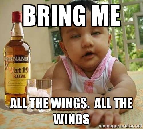 wings meme