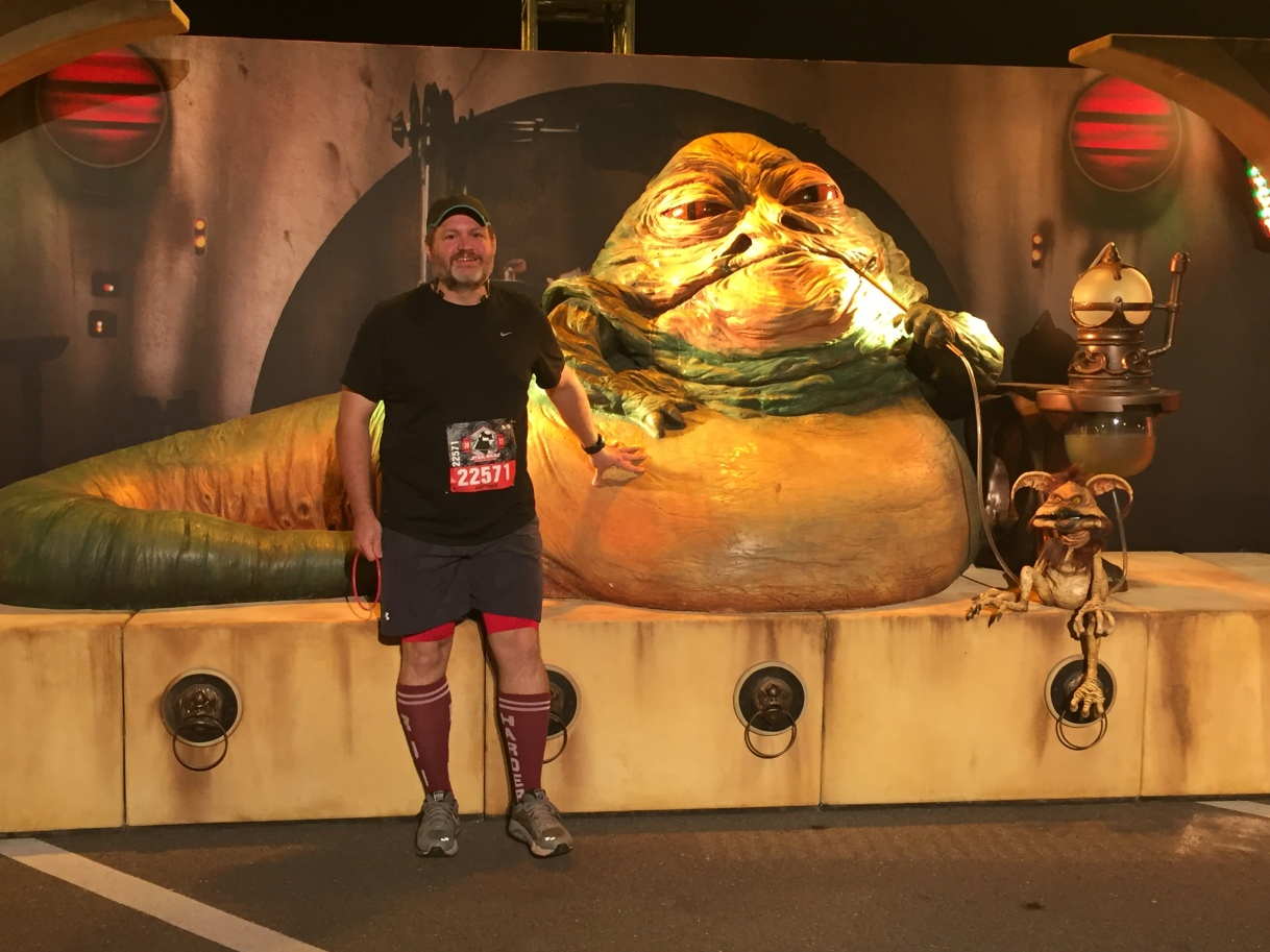 Race Report #24:  2017 Star Wars Dark Side 10K
