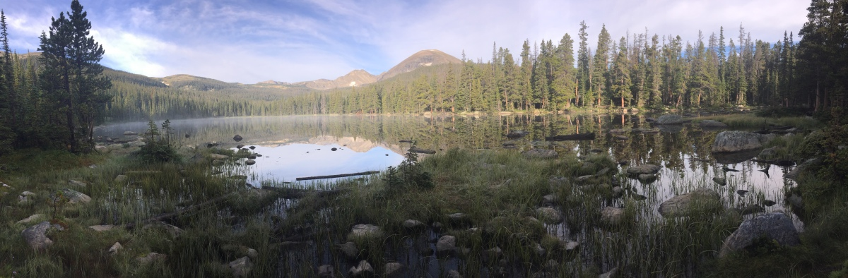 On Top of the World – A Hike in Rocky Mountain NationalPark