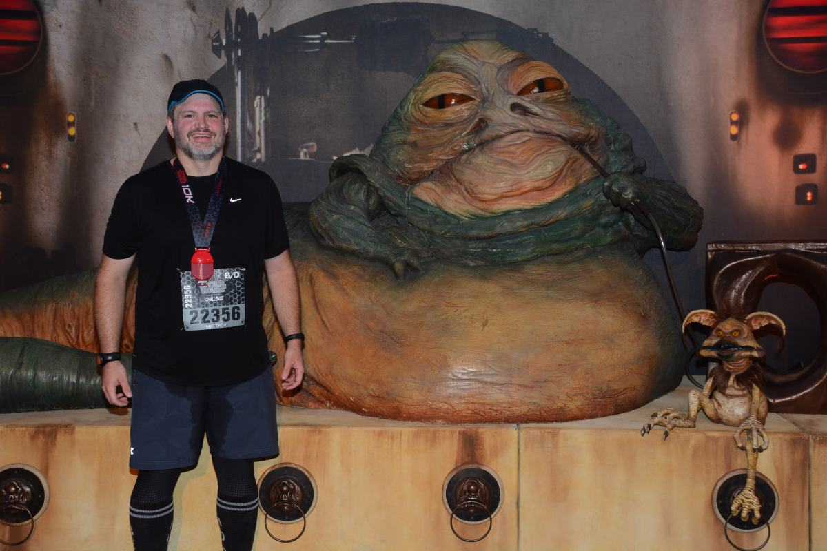 RR #29 – 2018 Star Wars Dark Side10k