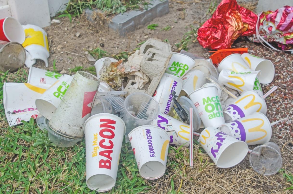 So.Much.Garbage